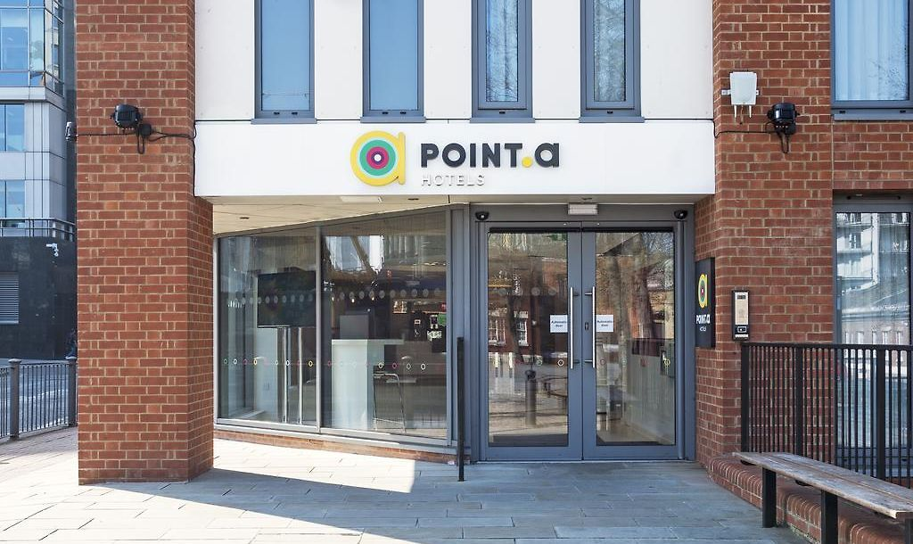 Point A Hotel London Canary Wharf London Best Rates